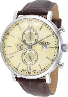 Hodinky PRIM - podrobnosti na www.hodinky-prim.eu Omega Watch, Watches, Accessories, Pens, Knives, Retro, Clocks, Clock, Knifes