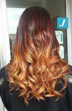 Nuances bronzo, rame o oro giallo per questo Degradé Joelle! Ad ogni donna il suo desiderio! #cdj #degradejoelle #tagliopuntearia #degradé #igers #musthave #hair #hairstyle #haircolour #haircut #longhair #oodt #hairfashion