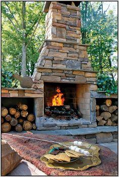 Simple Backyard Fire Pit Ideas | Best Fashion Ideas