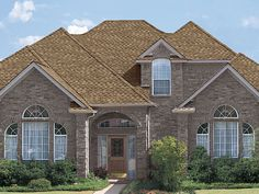 Shakewood Gaf Timberline Roof Shingles Home Architectural