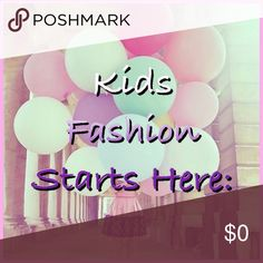 Kids Fashion Little section added for all the posh kids.  Feel free to make an offer or bundle with your favorite items from the women's and men's sections.  Happy poshing my friends!!😘 Other