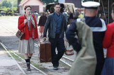 Wanda i Bronek wrócili do Polski (fot. Monika Zielska/TVP)