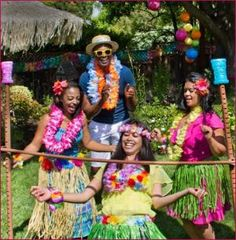 Fun Luau Party Ideas for Adults by brtty.king