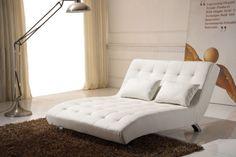 Doppel-Liege-Recamiere Doppelchaiselongue Doppel-Relaxliege 516-2-LL-W sofort | eBay