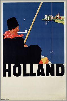 Holland 1925-1950 Nico C.Vols, Molenaar, H.