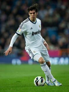 ~ Kaka on Real Madrid wearing Adidas Predator LZ Lethal Zones ~
