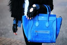 I'd carry this all the time. Can someone let me know where to purchase Celine bags in the US?