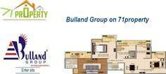 Bulland Group Real Estate Builders in Delhi/NCR .For further details Visit @ 71property.com