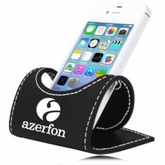 Wholesale distributor provides personalized Leather Desk Cell Phone Holder, promotional logo Leather Desk Cell Phone Holder and custom made Leather Desk Cell