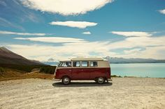 scrumptious. wide, open blue skies and vagabond road trips.