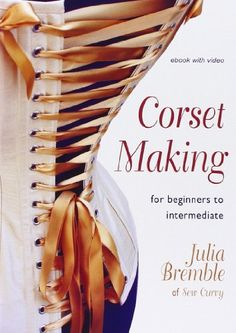 Sewing Techniques Couture i love corset. Sewing Hacks, Sewing Tutorials, Sewing Crafts, Sewing Patterns, Sewing Tips, Costume Patterns, Loom Patterns, Diy Corset, Lingerie Couture