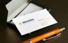 NEUTEK by HyperBrand , via Behance