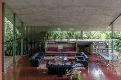 Marlene Milan house | Marcos Acayaba | photo Leonardo Finotti
