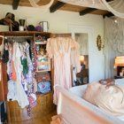 House Tour: Vintage Bohemian California Hilltop House | Apartment Therapy