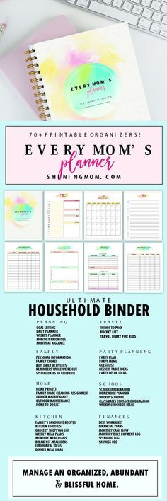 Printable Daily To Do List Template to Get Things Done