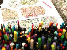 Adult Coloring Tips — Jenean Morrison Art & Design