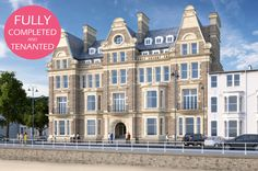 Beach House, Wales Fully Completed and Tenanted Buy-to-Let Investment Property in Wales by Daniel Johns
