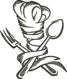 Képtalálat a következőre: Female Chef Tattoos