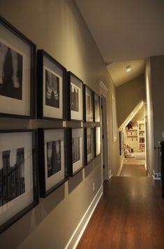 arquitrecos: Decorando o corredor