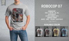 T Shirt - Robocop 07