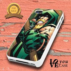 green arrow for iphone, ipod, samsung galaxy, HTC and Nexus Case