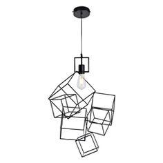 Unique and Creative Simple Squares Geometric Lighting