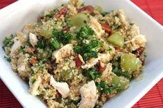 Healthy Chicken and Quinoa Salad Recipe
