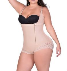 c78ab2525d2 Evedaily Women Body Shaper Seamless Firm Control Shapewear Open Bust  Bodysuit Slimmer Briefer   Be sure to check out this awesome product.