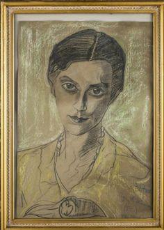 Stanislaw Ignacy Witkiewicz (Polish, 1885-1939)   Capo Auction   Lot 46…