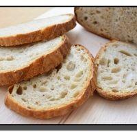 Základní kváskový chleba