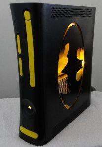 Custom Xbox 360 RGH Jasper Batman