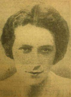 "Audrey Emery…the wife of thd Grand Duke Dmitri Pavlovich Romanov of Russia.  ""AL"""