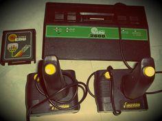 Mis primeros pasos en el mundo de las consolas. (Una versión local imitadora del Atari)