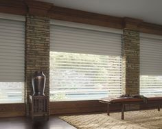 There is always a sense of pride to own a beautiful piece of #wood #window #blinds which never fail to fill the home with a sense of warm and homely class and style. They however, do not come cheap and especially with the rising cost of traditional wood materials like ash, oak or cherry so much sought after, the cost of it may be higher.