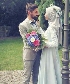 Wedding Photography Poses, Wedding Poses, Wedding Couples, Wedding Bride, Cute Muslim Couples, Romantic Couples, Cute Couples, Wedding Trends, Wedding Styles