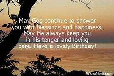Bday Christian Birthday Greetings Quotes Happy Cards