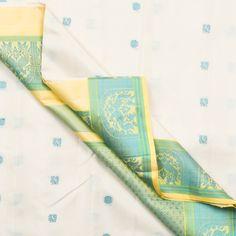 Kanakavalli Handwoven Kanjivaram Silk Sari 001485 - Sari / Kanjivarams - Parisera