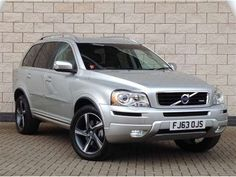 Used 2013 (63 reg) Volvo XC90 2.4 D5 [200] R DESIGN Nav 5dr Geartronic for sale on RAC Cars