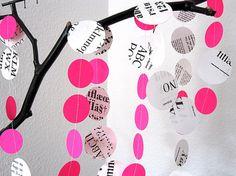 NeoN  Garland  Pink