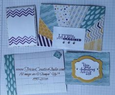 Tricia's Creative Studio | Living life… creatively! - My PLxSU swap submission.