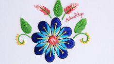 Bordado Mexicano Paso a Paso | Mexican Embroidery