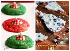 Christmas Cookie Week Christmas Treats, Christmas Cookies, Holiday Recipes, Christmas Recipes, Dessert Bars, Sober, Cookie Bars, Toffee, Deserts