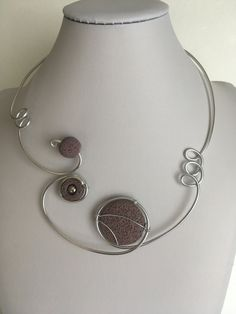 Your place to buy and sell all things handmade Purple Necklace, Wire Necklace, Collar Necklace, Stone Necklace, Red Jewelry, Wedding Jewelry, Bridesmaid Jewelry, Bridesmaids, Cardboard Jewelry Boxes