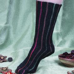 Tinker1_small2 Knit Socks, Knitting Socks, Crochet Clothes, Ravelry, Slippers, Pattern, Fashion, Tricot, Moda