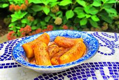 This is the recipe that got me started on plantains...