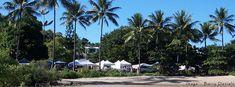 Markets every Sunday - Port Douglas