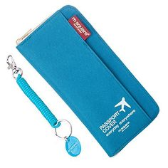 M Square Waterproof Multi-function Zippered Travel Passpo  Great passport wallet.  Exactly what I wanted I wanted  for my teenage daughter who travelled alone for the first time.  Attractive looking and functional.