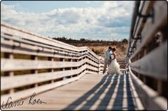 Outer Banks Weddings, OBX Weddings, Beach Wedding, OBX Wedding Photography, Outer Banks Wedding, bride and groom by Bodie Island Lighthouse