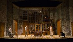 Pygmalion. Williamstown Theatre Festival. Set design by Alexander Dodge. Photo by T. Charles Erickson.