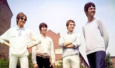 The Small Faces photographed in 1966